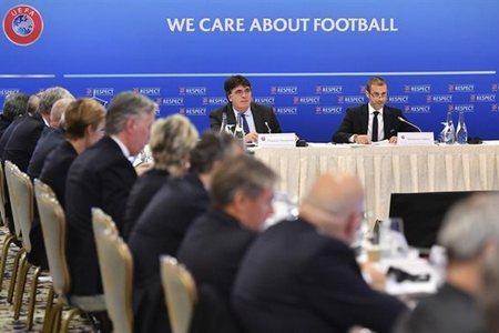 УЕФА в 2021-м году запустит третий клубный турнир