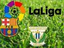 Примера. Барселона - Леганес. Прогноз от экспертов на игру 20 января 2019 года
