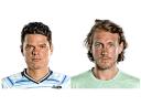 ATP. Australian Open. Милош Раонич – Люка Пуй. Превью к матчу 23.01.19