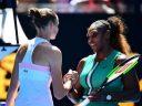 Каролина Плишкова выиграла у Серены Уильямс, отыгравшись с 1-5 в решающем сете