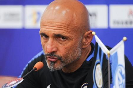 Следующий матч Интера может стать последним для Лучано Спаллетти на посту главного тренера команды