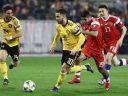 Помощь Куртуа не помогла России, разгромное поражение Беларуси, сюрприз от Казахстана: итоги матчей отбора Евро-2020 21 марта 2019 года