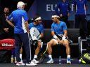 Надаль не смог выйти на матч с Федерером: Роджер надеется, что у него еще будет шанс сыграть с