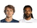 ATP. Mercedes Cup. Александр Зверев – Дастин Браун. Прогноз на матч 13.06.19