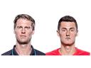 ATP. Antalya Open. Андреас Сеппи – Бернард Томич. Прогноз от специалистов на матч 24.06.19