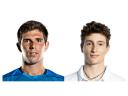 ATP. Antalya Open. Федерико Дельбонис – Уго Умбер. Прогноз на матч 24.06.19