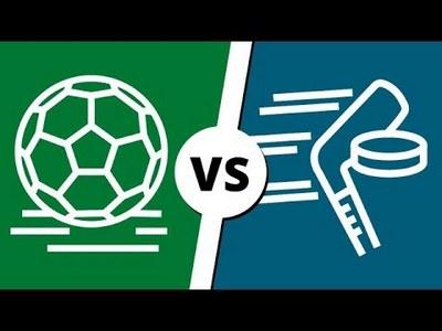 Преимущества и недостатки ставок на футбол и хоккей