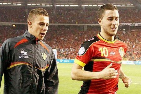 Братья Азары и компания: 10 самых дорогих футболистов Бельгии