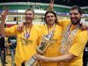 Лучшие иностранные баскетболисты в истории Химок. Часть 1