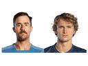 ATP. Noventi Open. (Галле). Стив Джонсон – Александр Зверев. Прогноз от аналитиков на матч 19.06.19
