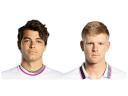 ATP. Eastbourne International. Тэйлор Фриц – Кайл Эдмунд. Прогноз от специалистов на матч 28.06.19