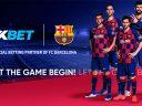 Российский букмекер подписал в партнеры ФК Барселона