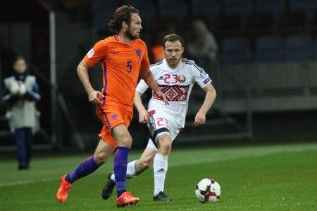 Отбор на Евро-2020. Белоруссия – Голландия. Прогноз на матч 13 октября 2019 года от экспертов