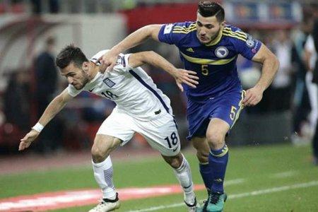Отбор на Евро-2020. Греция – Босния. Бесплатный прогноз на матч 15 октября 2019 года