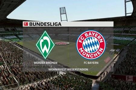 Бундеслига 1. Вердер – Бавария. Прогноз на матч 16 июня 2020 года от экспертов