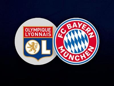 Лига Чемпионов. Лион – Бавария. Прогноз на полуфинальный матч 19 августа 2020 года