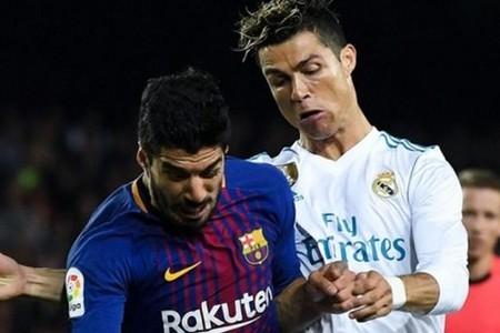 Луис Суарес на распутье: может уехать в Мадрид или к Роналду