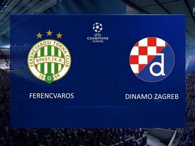 Ференцварош – Динамо (Загреб). Прогноз на матч квалификации Лиги Чемпионов 16 сентября 2020 года