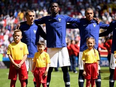 Мбаппе и компания: 10 самых дорогих футболистов Франции