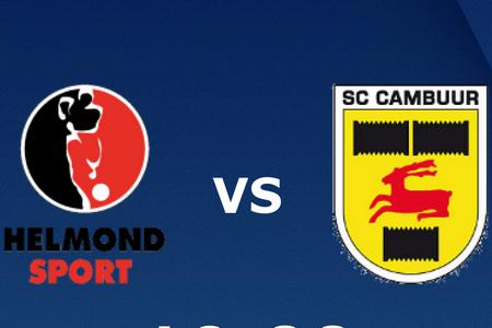 Хелмонд Спорт – Камбюр. Прогноз на матч 2-го дивизиона Нидерландов (06.10.2020)