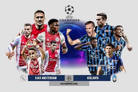 Лига Чемпионов. Аякс – Аталанта. Прогноз и анонс на решающий матч 9 декабря 2020 года