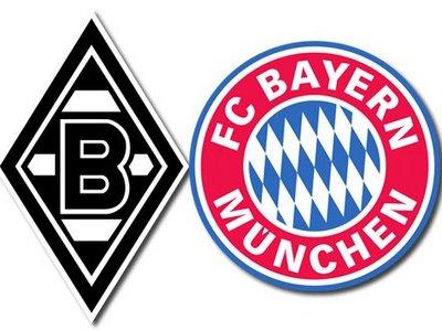 Бундеслига 1. Боруссия (Менхенгладбах) - Бавария. Прогноз на центральный матч 8 января 2021 года