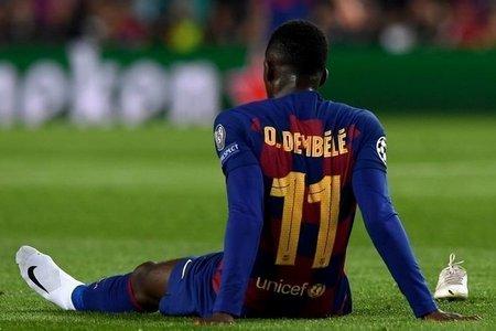 Барселона продаст Усмана Дембеле, если тот не продлит контракт