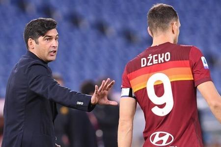 Джеко близок к уходу из Ромы из-за конфликта с тренером
