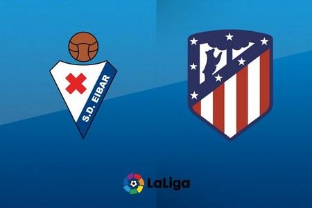 Примера. Эйбар – Атлетико. Прогноз на матч 21 января 2021 года