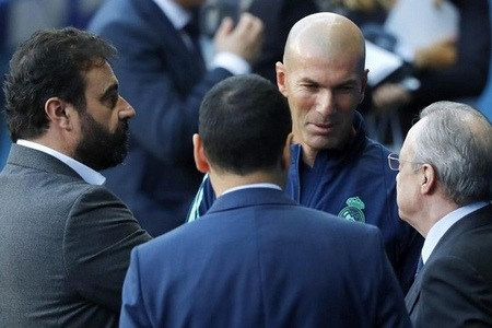 Мадридский Реал продолжает готовиться к покупке звездного форварда